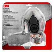 3m 7513pa1-a-ps professional half mask organic vapor p95 respirator