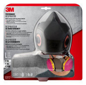 3M™ Professional Multi-Purpose Large Drop Down Respirator 63023DHA1-C, 1/Pack, 4 Packs/Case