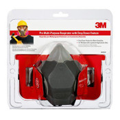 3M™ Professional Multi-purpose Drop Down Respirator 62023DHA1-C, 1/Pack, 4 Packs/Case