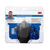 3M™ Professional Multi-Purpose Respirator 62023DCA1-C, 1 Each/Pack, 4 Packs/Case