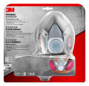 3M™ Household Multi-purpose Respirator, 65021H1-DC, 1 Each/Pack, 4 Packs/Case