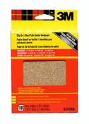 3M All Purpose Palm Sandpaper Sheets 9225NA, 4.5 in x 5.5 in, Assorted 150 Grit 3 Assorted