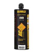Dewalt 08497-PWR AC50 Acrylic Adhesive Anchoring System 28 Fl. Oz. Dual Cartridge (8/Pkg.)