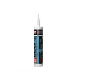 Grip Rite Premium Window & Door Silicone Sealant, White, 10.1 oz, #GRWWD360 (12 Tubes/Carton)