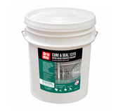 Grip Rite Cure & Seal 1315 Water-Based Concrete Sealant 5 Gal , #GRC1315CS (Qty. 1)