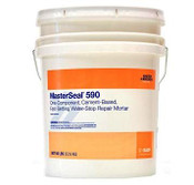 MasterSeal 590 (Formerly Waterplug) Water-Stop Repair Mortar (5 Gal. Pail)