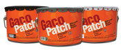 GacoPatch Silicone Roof Patch, White, 2 Gal.