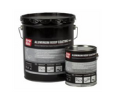 Grip Rite Aluminum Roof Coating - Fibered, #GRGFMHARC5, 5 Gal.