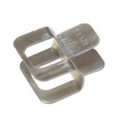 "Grip Rite Plywood Clips, Steel, 5/8"" #PCS58G (250/Box)"