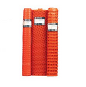 Grip Rite #BFW4100E Lightweight Economy Warning Fence, Orange 4 ft x 100 ft