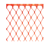 Grip Rite Economy Diamond Barrier Fence, Orange, 4 ft x 100 ft #BFD4100GRE