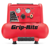 Grip Rite # GR152CM 2 Gallon Ultra Quite Compressor