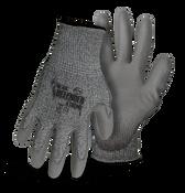 BOSS Blade Defender Xtreme Pu Coated Palm Knit Wrist Medium (12 Pair)