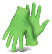 BOSS Disposable 4 Mil No Powder Nitrile Gloves, Large (100/Box) (10 Boxes)