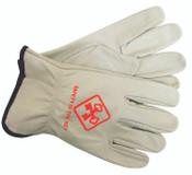 Select Grain Cowhide Keystone Thumb Leather Driver, 2XL (12 Pair)