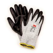 3M Comfort Grip Glove CGM-CRE, Cut Resistant (ANSI 2), Size Medium (6 Pairs)