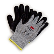 3M Comfort Grip Glove CGM-CR, Cut Resistant (ANSI 3), Size Medium (6 Pairs)