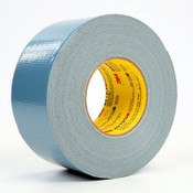 3M Performance Plus Duct Tape 8979 Slate Blue, 48 mm x 22.8 m 12.1 Mil, 12/Case, Conveniently Packaged (12 Rolls)