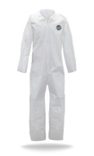 BOSS Suntech Coverall Disposable Suit, Small (25/Case)