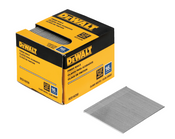 "1-1/2"" 16 Gauge Angled Finish Nails, Coated, (2,500/Box) Dewalt #DCA16150"