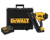 Dewalt #DCN693M1 20V Max XR Cordless Metal Connecting Nailer Kit