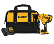 Dewalt #DCN660D1 20V Max XR 16 GA Angled Finish Nailer Kit