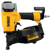 Dewalt #DW66C-1 15 Degree Coil Siding and Fencing Nailer