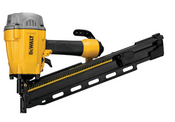Dewalt #DWF83PL 21 Degree Plastic Round Head Framing Nailer