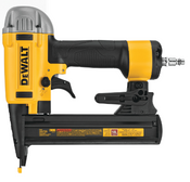 Dewalt #DWFP1838 18 GA Finish Stapler