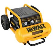 Dewalt #D55146200 1.6 HP Continuous, 225 PSI, 4.5 Gal Compressor