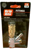 "Grip Rite #GRF14BGA Pneumatic Fitting Glow Gun w/ 1/4"" Coupler"