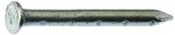 "1-1/4"" 9-Gauge Joist Hanger Nail, Electrogalvanized, Barbed Shank (1 lb Box/12 Boxes), Grip Rite #114EGJST1"