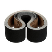 3M Cloth Belt 461F, P220 Grit XF-Weight, 4 in x 54 in, Film-Lok, Single-Flex (Qty. 50)