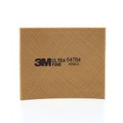 3M Flexible Foam Sanding Sponge, Fine, 4-1/2 in x 3-3/4 in x 3/16 in (250/Bulk Pkg.)