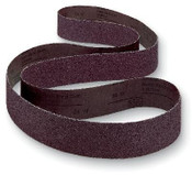 3M Cloth Belt 341D, P120 Grit X-Weight, 6 in x 60 in, Film-Lok, Single-Flex (Qty. 20)