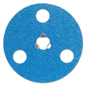 Merit Abrasives Surface Prep TR Non-Woven Quick-Change Discs, 3 in Dia., Coarse, Aluminum Oxide, 25 EA, #8834166322