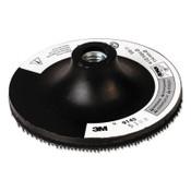 3M Scotch-Brite Buffing Discs, 3 in, 10,000 rpm, Tan, 10 EA, #7000120704