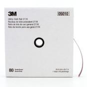 3M 211K Utility Cloth Rolls, 1 in, 50 yd, 80 Grit, 1 EA, #7000118330
