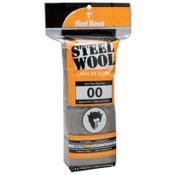 Red Devil Steel Wool, Very Fine, #00, 16 PK, #312