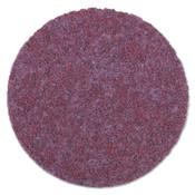 "3M Scotch-Brite Light Grinding & Blending Cntr Hole Disc, 5"",Ceramic Alum Ox,Maroon, 1 EA, #7000046245"