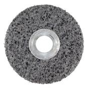3M Scotch-Brite Clean and Strip Unitized Wheels, Extra Coarse, Silicon Carbide, 10 CTN, #7010364911