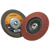 3M Cubitron II Flap Disc 967A, 7 in, 60 Grit, 5/8-11 Arbor, 8,600 rpm, Type 29, 5 CA, #7010300289