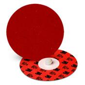 """3M Cubitron II Roloc Durable Edge Disc 984F, Precision-Shape Grain, 2"""" Dia, 36 Grit, 200 CA, #7100001474"""
