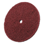 3M Scotch-Brite High Strength Discs,8X1/2,3000rpm, Aluminum Oxide,Very Fine, 20 CA, #7000120989