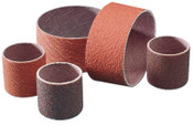 3M Regalite Polycut Coated-Cotton Cartridge Sleeve; Abrasive EvenrunT Bands 747D, 100 CS, #7010328805
