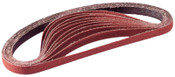 3M Cloth Belts 777F, 1/4 in X 24 in, 80,, 1 EA, #7100096508
