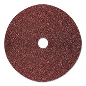 3M Cubitron II 982C Fibre Discs, Ceramic, 5 in Dia, 7/8 in Arbor, 60+ Grit, 100 CA, #7000119197