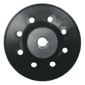 Anchor Products Heavy Duty Back-up Pad, 4-1/2 in X 5/8 in, 12000 RPM, 10 BX, #91005