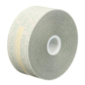 3M 372L Microfinishing Film Rolls, Aluminum Oxide, 4 in x 150 ft, 60 Micron Grit, 1 EA, #7000028134