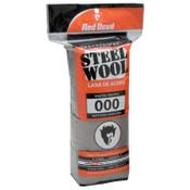 Red Devil Steel Wool, Extra Fine, #000, 16 PK, #311